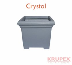 Crystal Nursery Pot