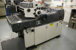 Hamada 800 Offset Printing Machine