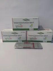 Telmisartan And Hydrochlorothiazide Tablets I.P