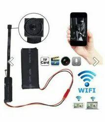 Plastic Wi Fi Spy Camera