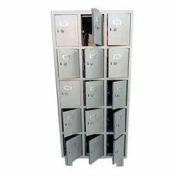 Mild Steel Personal Locker MS Almirah, For Office