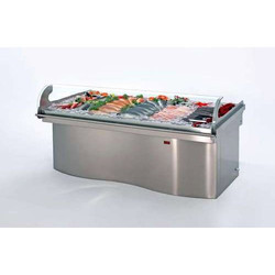 Refrigerated Fish Display