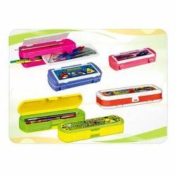 Plastic Pencil Boxes