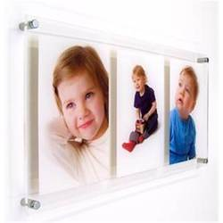 Acrylic Sandwich Photo Frame