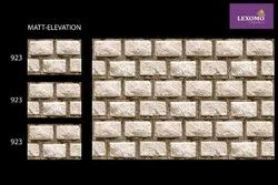 Ceramic Multicolor Natural Stone Tiles, Thickness: 5-10 mm