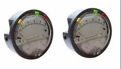 Aerosense Model ASGC-01 INCH Differential Pressure Gauge Range 0.5-0-0.5 INCH