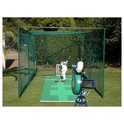 Cricket Portable Net with Wheels Cricket Cage