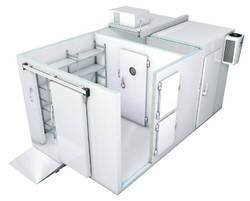 Commercial Cold Room Structure