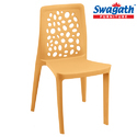 Amber Gold Enjoy Chair