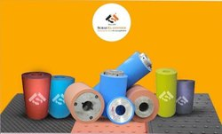 Hot Stamping Rubber Roller