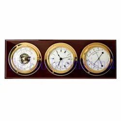 Decorative wooden World Clock