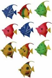 Multicolor FLOATING AQUARIUM FISH, Packaging Type: Box, Size: 1.5 Inches