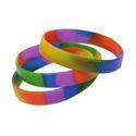Multicolor Color Wristband