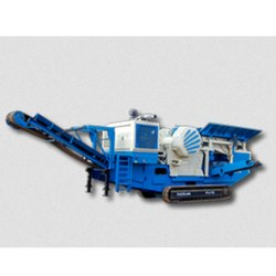 PTJ 1176 Mobile Jaw Crushing Plant