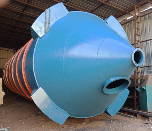 Destiny Sand Storage Silo, Size: 150 Mt
