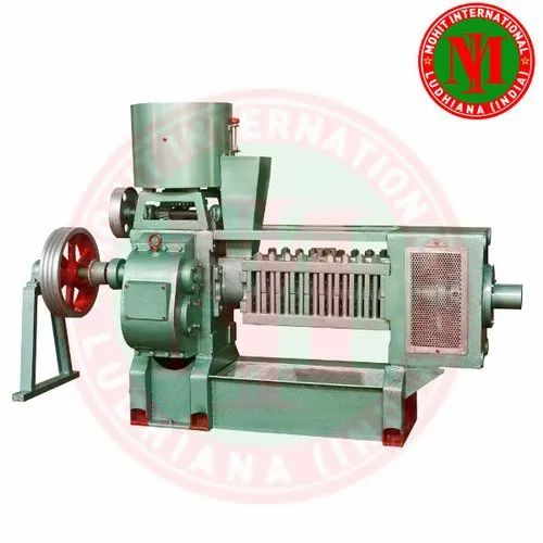 Oil Expeller Machine / Oil Mill Machinery / Oil Expeller Mohit-250