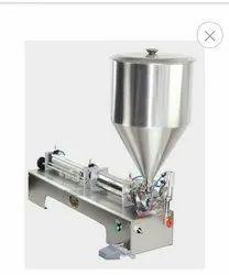 Paste Filler Single Needle 100-1000 ml Table Top