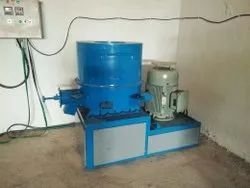 Waste Plastic Agglomeration Machine