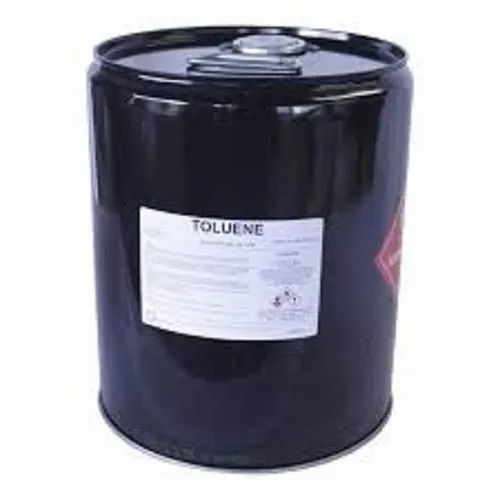 Liquid Industrial Toluene Solvent, Packaging Size: 200 Litre, Packaging  Type: Drum, Rs 58 /litre   ID: 20946845062