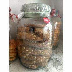 Chocolate Peanut Biscuit