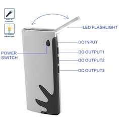Torch & LED Power Bank