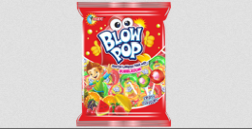 BLOW POP Lollipop