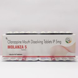 Olanzapine Mouth Dissolving Tablets 5mg