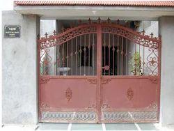 MS Grill Designer Door