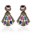 Antique Meenakari Designer Earrings