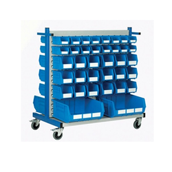Warehouse Bin Rack