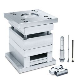 Silver Stainless Steel Plastic Die And Mould
