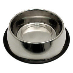 Stainless Steel Pet Bowl for Home Purpose