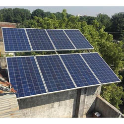 Home Rooftop Solar Power System