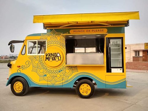 Food Truck, Vehicle Model: Small, To Be Vehicle, The Food Truck India ID: 20876999612