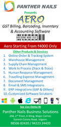 AERO - Accounting,Inventory Software with Barcode Solution