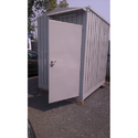 Galvanized Portable Cabin