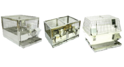 Scientific Laboratory SS,PP Rabbit Cages
