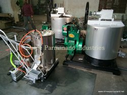 Manual Thermoplastic Road Marking Machines