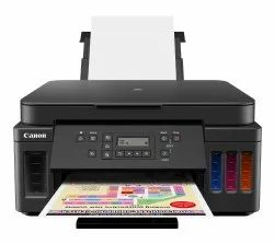 Canon G6070 All-in-one Wi-Fi Colour Ink Tank with Auto-Duplex and Networking