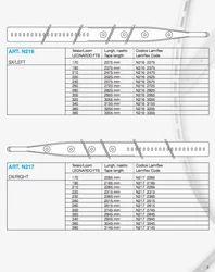 VAMATEX Rapier Tapes P401, P1001, Leonardo K88, leonardo-K88-P1001