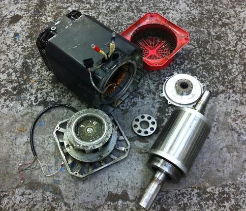 Repair Service for Fanuc Control - Fanuc Servo Motor Repair