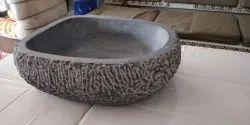 DLA Single Granite Wash Basin