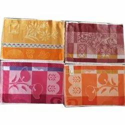 Printed Archana Cotton Napkin, Size: 14x21 Inch