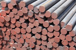 A105 Carbon Steel Round Bars