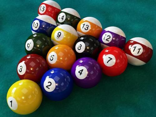 Top Quality Pool Snooker Ball