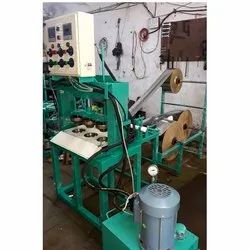 Fully Automatic Hydraulic Triple Die Dona Making Machine