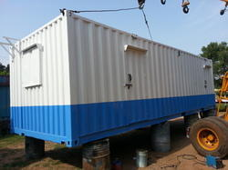 Transportable Bunk House