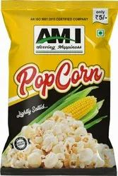 AMI Ready to Eat Salted Popcorn, Packaging Size: 15 gm, Packaging Type: Packet