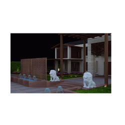 Landscaping Design Services, Coverage Area: 1000 to 3000 Square Feet