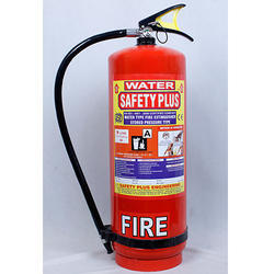 9 Liter Water Type Fire Extinguisher